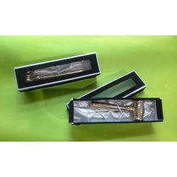 Martillo rematador en bronce con caja