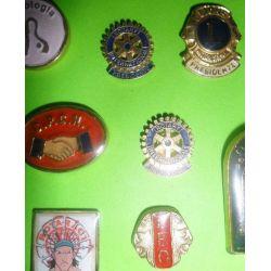 Pins Rotary - Leo - Leones. Varios modelos