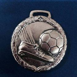 Medalla Futbol Nº 17