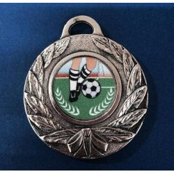 Medalla Futbol Nº 18