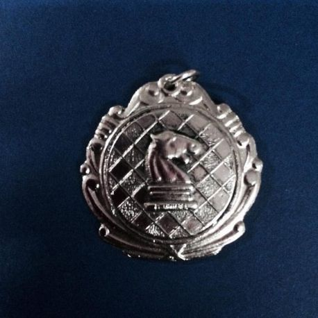 Medalla Ajedrez Nº 4