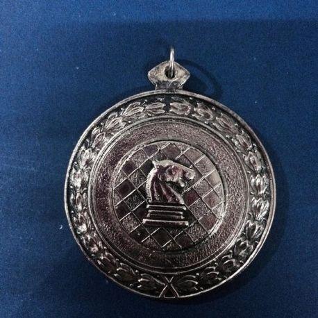 Medalla Ajedrez Nº 9