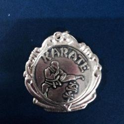 Medalla Karate Nº 4