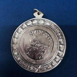 Medalla Karate Nº 9