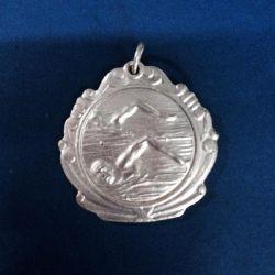Medalla Natación Nº 4
