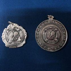 Medalla Paleta Nº 4