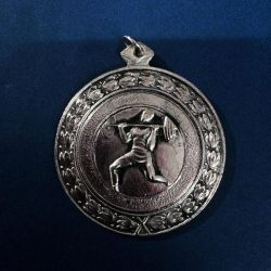 Medalla Peza Nº 9