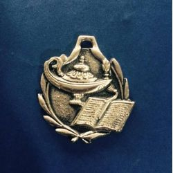 Medalla Estudio Nº 6