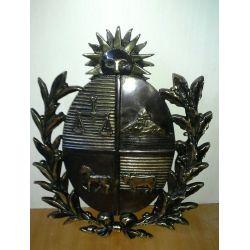 Escudo Uruguayo 55 cm