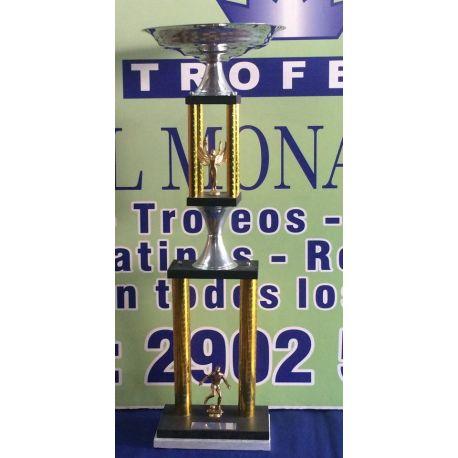 Trofeos copón plato
