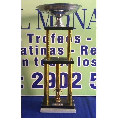 Trofeo Copón plato 70 cm