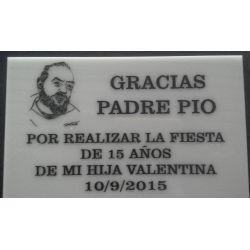 ACRÍLICO CON FOTO GRABADA