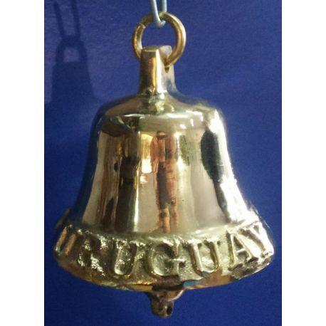 Campana de bronce fundido Uruguay