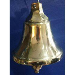 Campana de bronce fundido Lisa