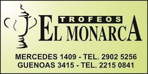 Trofeos El Monarca